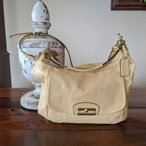 Gorgeous Coach Kristen Hobo Crossbody F22309